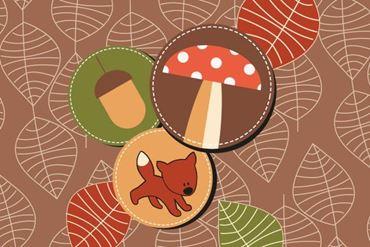 Image de la catégorie Leaf icons