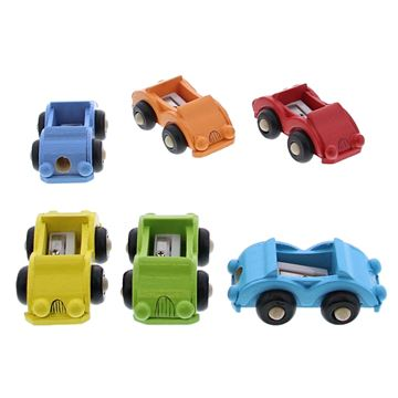 Auto scherper 6 kleuren