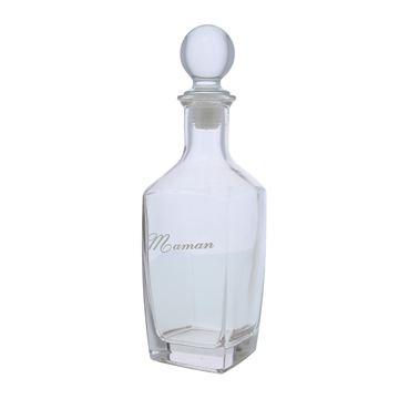 Glazen fles Sterling 700ml Maman