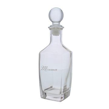 Glazen fles Sterling 700ml Mama