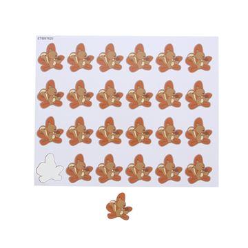 Sticker blinkend eekhoorn Scratty KM