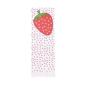 J-karton Strawberry 77 x 50 + 215 mm