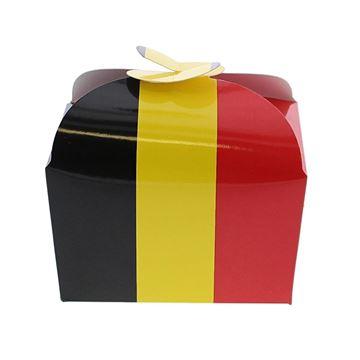 Doos vlindersluiting 500 gr Belgium
