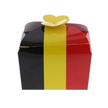 Doos vlindersluiting 250 gr. Belgium
