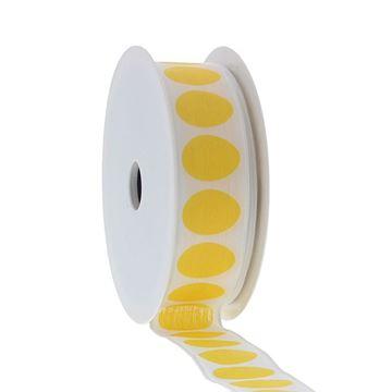 Lint egg-design  25mmx20m kl.420 mimosa