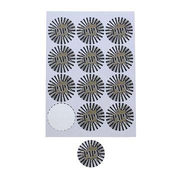 Sticker 6,35 cm Bang papa