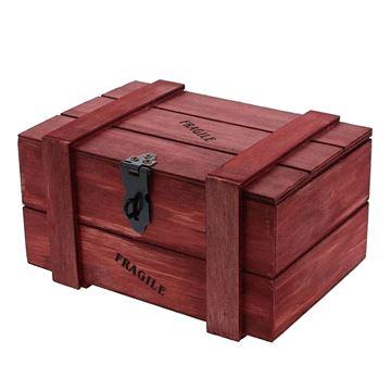 Fragile kist 500 gr. rood