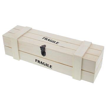 Fragile kist 1 fles naturel