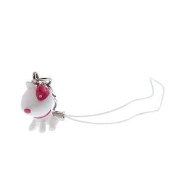 Hond Pitty hanger fuchsia