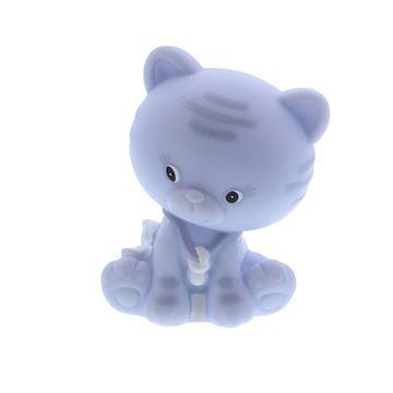 Kat Kitty met lichtje lavendel
