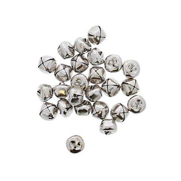Belletjes zilver