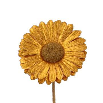Germini Shiny KM geel-goud