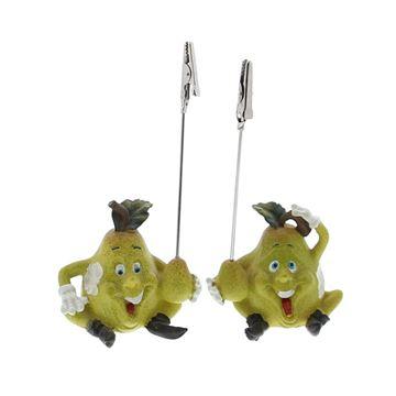 Smiley fruits fotoclip peer