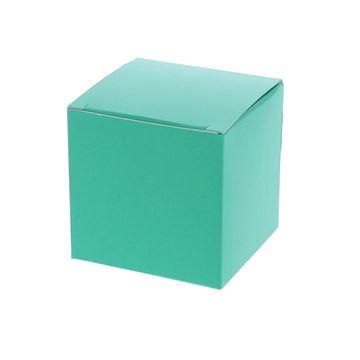 Kubus 5 x 5 x 5 cm emerald