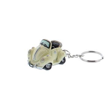 Creamy car sleutelhanger