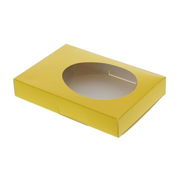 Eisokkel C ei 19cm geel