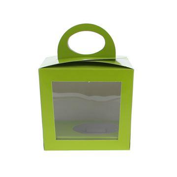 Ballotoeuf B ei 16cm + eisokkel groen