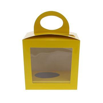 Ballotoeuf B ei 16cm + eisokkel geel