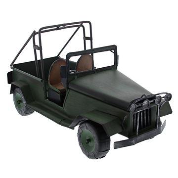 Jeep 4x4 groen