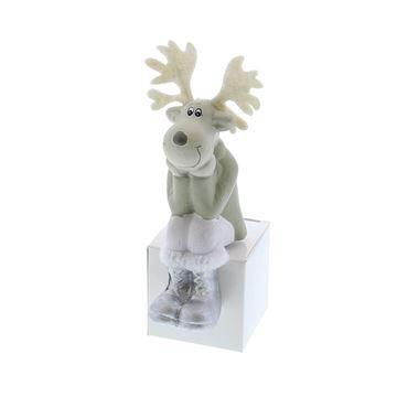 Elio eland zittend