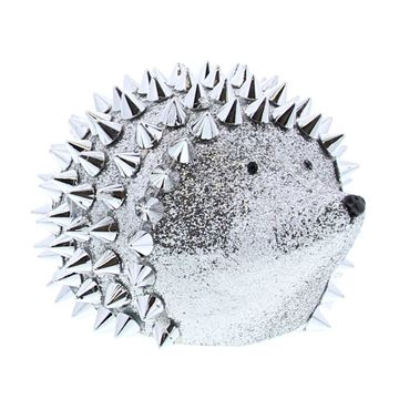 Egel Pinky zilver medium