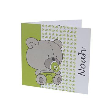 Gratis geboortekaart beer TUTTI FR
