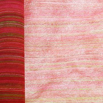 Perga decor 75cmx10m roze  B34          X02