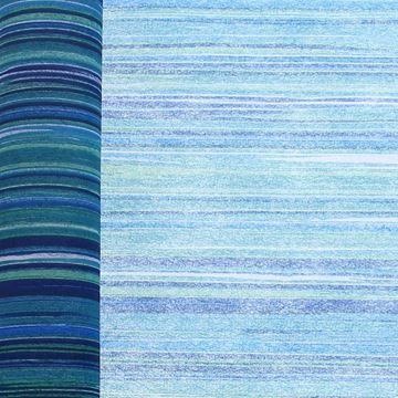 Perga decor 75cmx10m blauw B35          X01