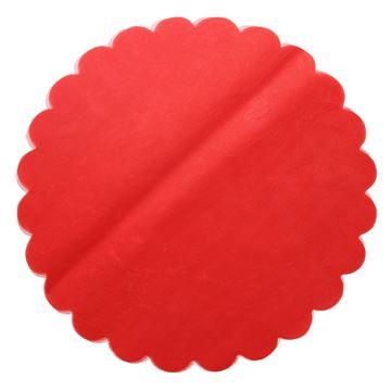 Polytulle 48cm rood        500 B05