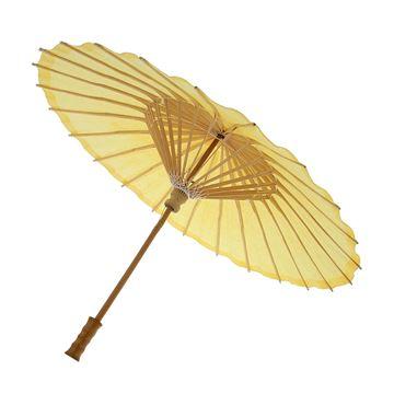 Parasol geel