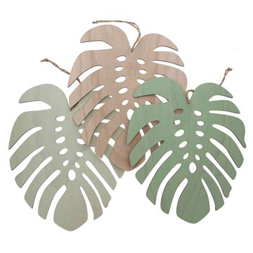 Monstera deco hanger GM