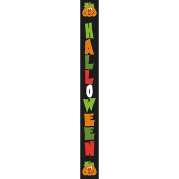 OB Banner Halloween Mix pompoen Toothy 25 x 245 cm