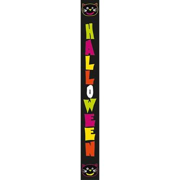 OB Banner Halloween Mix kat Mina verticaal 25 x 245 cm