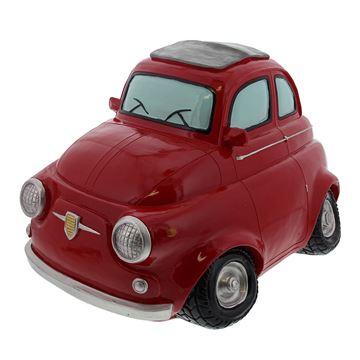 Auto Bolhoed presentatie rood