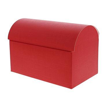 Seta piraatkoffer 1 kg rood