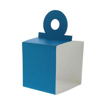 Houder voor kubus 500 gr. blauw