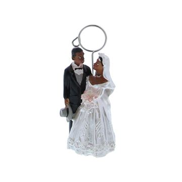 Black couple fotoclip