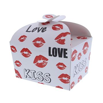 Doos vlindersluiting 500 gr. Kiss-Love