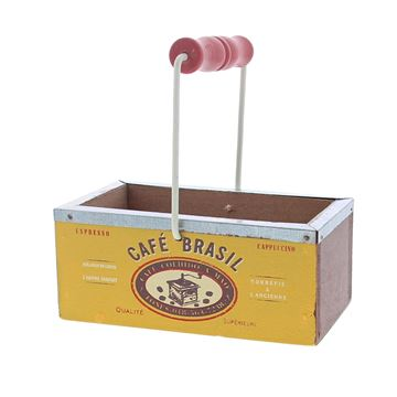 Cafe do brasil bakje rechthoekig KM