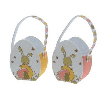 Bunny Swing mand met oor medium