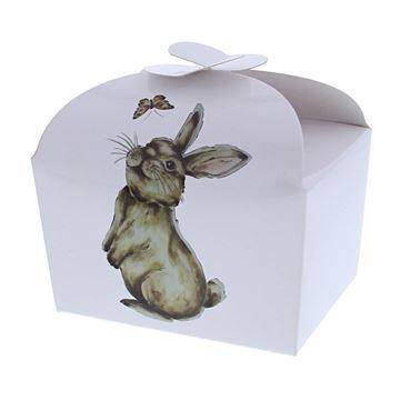 Doos vlindersluiting 500 gr. konijn Muffin