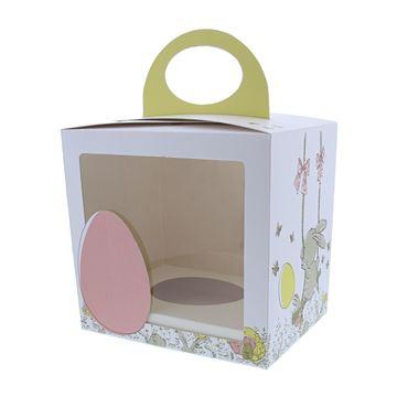 Ballotoeuf C Bunny Swing + luxe eisokkel