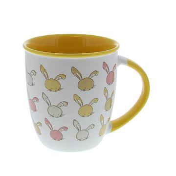 Bunny Swing konijnenhoofd mok medium