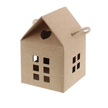 Huis Avana H = 12 cm met koord