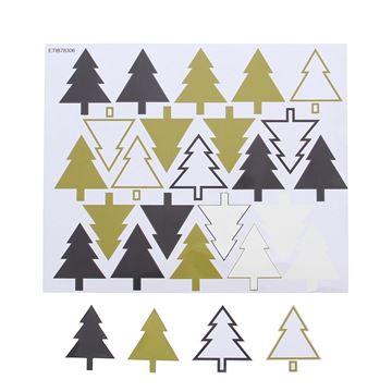 Sticker blinkend Pines GM