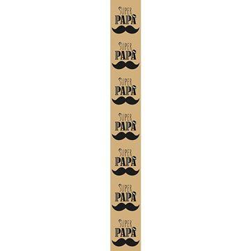 OB Banner Moustache super papa 25 x 245 cm