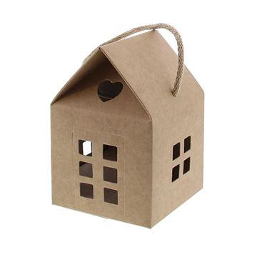 Huis Avana H = 14,5 cm met koord