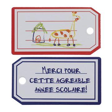 Label ABC KM Frans