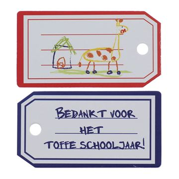 Label ABC KM Nederlands