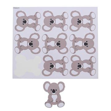 Sticker blinkend koala Zelda GM